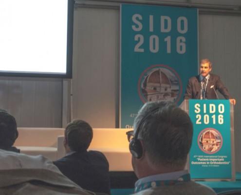 La relazione che il Dott. Farina ha tenuto il 14 Ottobre 2016 al 47th SIDO INTERNATIONAL CONGRESS